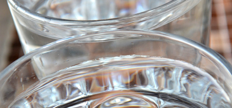 WATER… tap or bottled? (Part I)